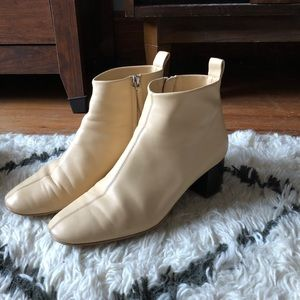 Everlane Shoes - SOLD Everlane Day Boot — Size 9.5 — ecru